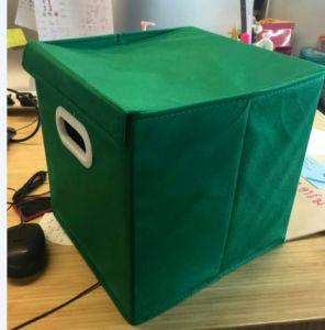 Non Woven Storage Box pictures & photos