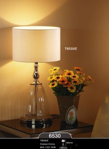 Simple Glass Table Light for Hotel Lamp pictures & photos
