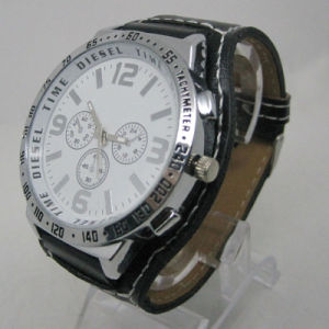 Fashion Leather Sport Watch (GP008) pictures & photos