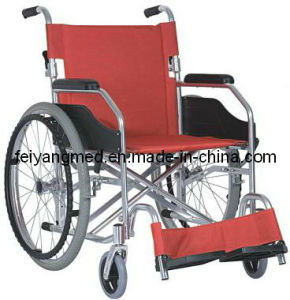 Light Weight / Folding Wheelchair (FY866LAXP) pictures & photos