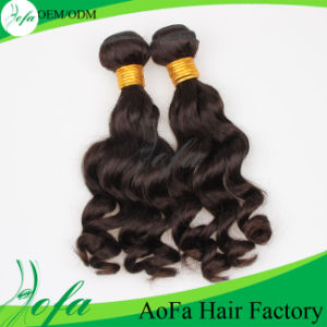 Wholesale Minimum Order Quantity 7A Human Remy Hair Weaving pictures & photos