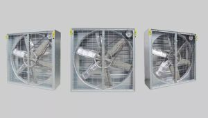Ventilating Fan with SGS Certificate for Greenhouse pictures & photos