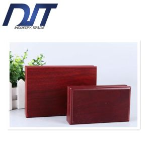 Factory Direct New Style Paint Mahogany Wooden Box for Packing pictures & photos