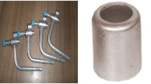 Auto A/C Parts Aluminium Fittings pictures & photos