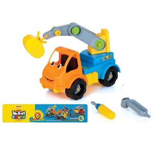 En71 Approval Intelligent Plastci Cartoon DIY Car Toy Mini Toy Car (10225713) pictures & photos