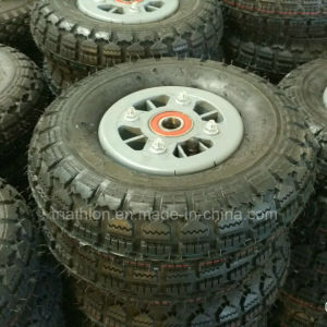 3.50-5 4.10-6 3.50-8 Tube & Tubeless Airfilled Tire pictures & photos
