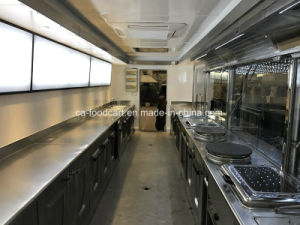 Customized High Quality Double-steel Concession Trailer pictures & photos