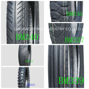 Good Quality Motorcycle Tires and Tubes for Various Sizes and Patterns pictures & photos