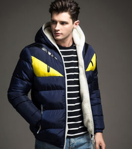 2016 Brand New Winter Jacket Men Casual Men′s Warm Down Jacket Coat Warm Padded Jacket Leisure Handsome Men′s Winter Jackets pictures & photos