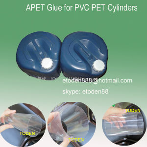 PVC Clear Boxes Glue Pet Glue PVC Cylinder Glue