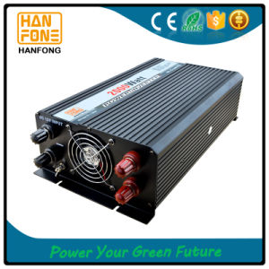 2000W Power Inverter 3 AC Outlets 12V DC to 230V AC pictures & photos