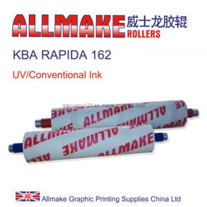 UV/Conventional Combination Printing Rollers KBA (RAPIDA 162)