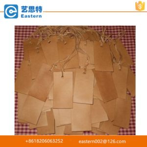 Brown Kraft Hang Tags for Clothing pictures & photos