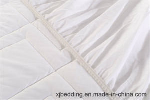 3D Stereo Multi-Track Quilting Diamond Pattern Egyption Cotton Padding Mattress Pad pictures & photos