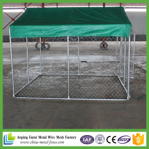 Galvanized Wire Mesh Dog Cage Pet Cage pictures & photos