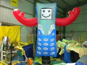 Inflatable Advertising, Mobile/Cell Phone Shape Air Dancer (K1022) pictures & photos