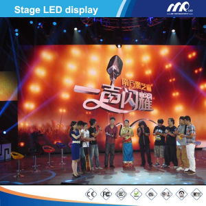 6.25mm Indoor LED Mesh Screen, Stage Screen pictures & photos
