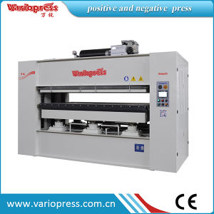 Woodworking Vacuum Membrane Laminator Press pictures & photos
