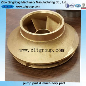 Sand Casting Stainless Steel /Carbon Steel Castings for Pump Parts pictures & photos