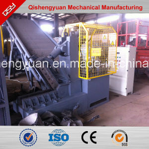 Automatic Tire Shredder Machine to Grinder Waste Tires pictures & photos