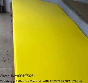 High Quality 3mm Yellow Acrylic Extruded Board pictures & photos