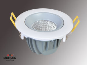 Die Casting Aluminum Recessed LED Downlight Housing China Supplier