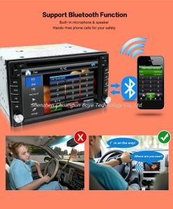 Universal Car Multimedia Entertainment System pictures & photos
