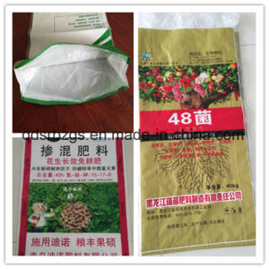 High Quality Plastic PP Woven Bag with Liner for Fertilizer pictures & photos