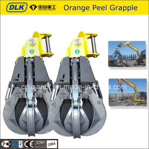 Orange Peel Grapple Rotating Type Factory Price pictures & photos