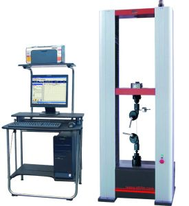 Wire Tensile Testing Machine TIME WDW-E Series in metal industry pictures & photos