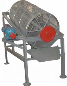 China Rotary Compost Trommel for Sifting Compost - China ...