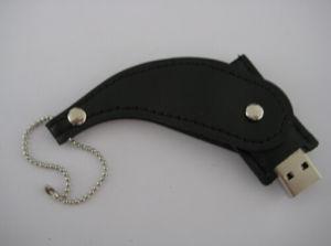 Custom USB Flash Drive & Wholesale Leather USB Flash Drives pictures & photos