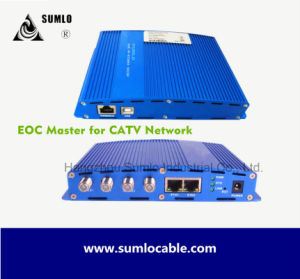Ethernet Over Coax Eoc Master for CATV Hfc Network pictures & photos