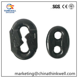 Forged Painted Kenter Shackle for Anchor Chains pictures & photos