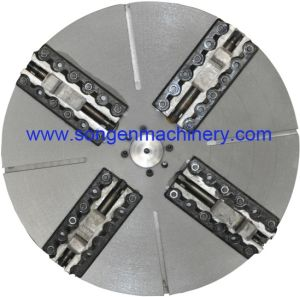 Customized Lathe Faceplate pictures & photos