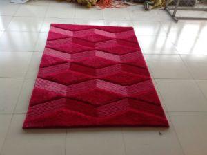 Inspissate Anti-Slip 5D Carpet Rug Textile pictures & photos