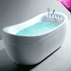 Very Mini Small Bathtub with Low Bathtub Price (SR5D037) pictures & photos