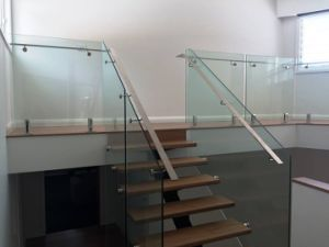 Easy Install Tempered Glass Balustrade/Glass Railing with Ce Certificate pictures & photos