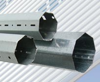Galvanized Axle Octagonal Shaft, Roller Shutter Parts pictures & photos