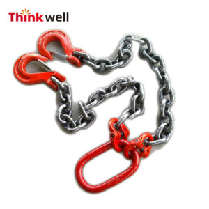 G80 Lifting Chain Two Legs Chain Sling Assemblies pictures & photos
