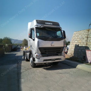 Sinotruk HOWO A7 6X4 Heavy Duty Tractor Truck for Sale pictures & photos