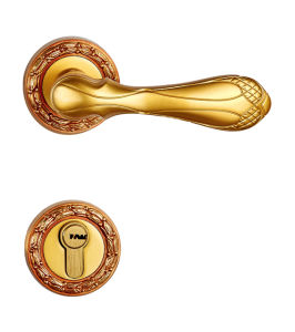 Forged Brass Door Lever Lock and Bathroom Lock pictures & photos