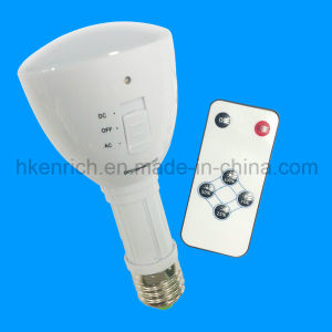 Dimmable E27 LED Emergency Lamp with Remote Controller pictures & photos