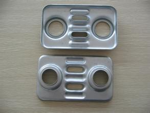 Electronic Metal Parts Customer Fabrication Perfirated Metal pictures & photos
