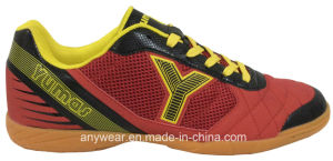 Men′s Soccer Indoor Shoes with Rubber Outsole (815-5472) pictures & photos
