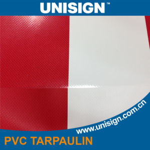 Color Strips PVC Tarpaulin (UCT11/650) pictures & photos