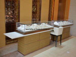 High End Jewelry Store Showcase