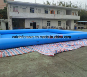 Giant Inflatable Rectangle Pool, Inflatable Zorb Pool, Inflatable Water Walking Ball Pool pictures & photos