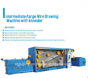 Copper Wire Cable Drawing Machine pictures & photos