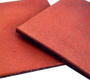 Anti-Static Easy Install Recycled Rubber Tile/Paver pictures & photos